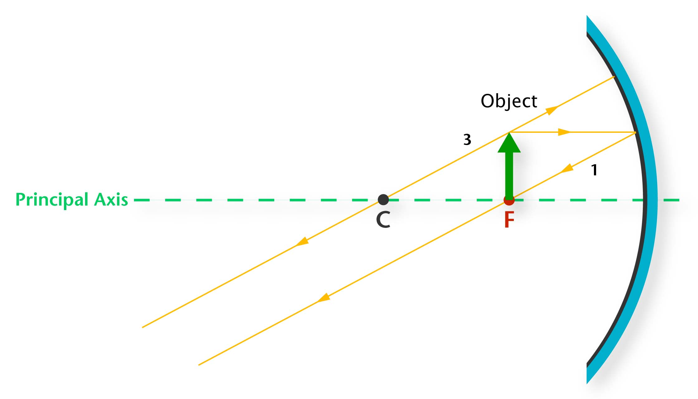 concave convex There are three types of mirrors: plane, convex and concave convex and concave mirrors are curved in this lesson, we will explore how to determine where images are in plane, convex and concave.